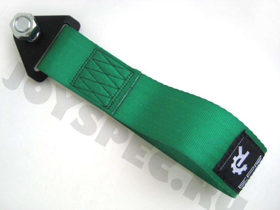 Петля буксировочная OMP Зелёная