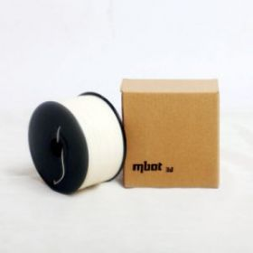 Катушка ABS-пластика Mbot 1.75 мм 1кг., белая
