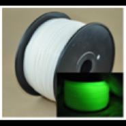 Катушка ABS-пластика Wanhao 1.75 мм 1кг., белая, флюорисцентная
