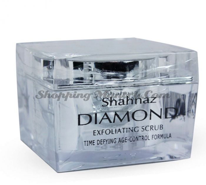 Бриллиантовый скраб Шахназ Хусейн | Shahnaz Diamond Scrub