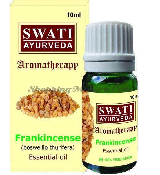 Эфирное масло Ладан Свати Аюрведа / Swati Ayurveda Frankincense Essential Oil