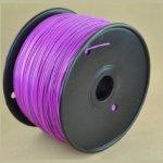 Катушка PLA-пластика Wanhao 1.75 мм 1кг.,пурпурная