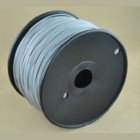 Катушка PLA-пластика Wanhao 1.75 мм 1кг.,серебристая
