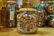 Орехи с медом 500гр.