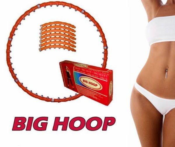 Big Hoop (Хулахуп) обруч массажный