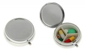 Алюминиевый кейс для таблеток