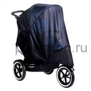 УФ защита (москитная сетка) для коляски Phil and Teds Sport  до 2019 года / Navigator