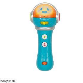 Детский развивающий микрофон Winfun