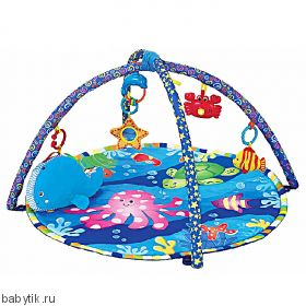 "Развивающий коврик ""Морской Мир"" Winfun"