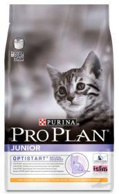 PRO PLAN JUNIOR сухой 10кг для котят Курица с Рисом