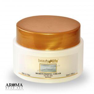 Увлажняющий дневной крем с минералами для сухой кожи