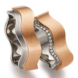 Обручальное кольцо LM 27337