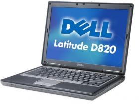 Ноутбук DELL D830