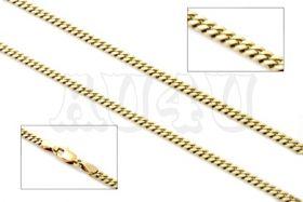 Золотая цепочка BLa 4598
