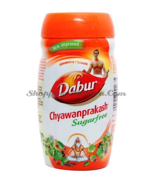 Чаванпраш Дабур без содержания сахара (Dabur Chyawanprash Sugar Free)