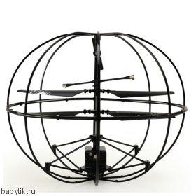 Летающий шар HappyCow Robotic UFO 777-286 с гироскопом