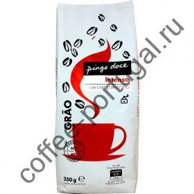 """Кофе """"Pingo Doce""""  в зернах  250 гр"""