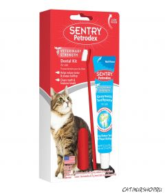 Petrodex Dental Care Kit For Cats