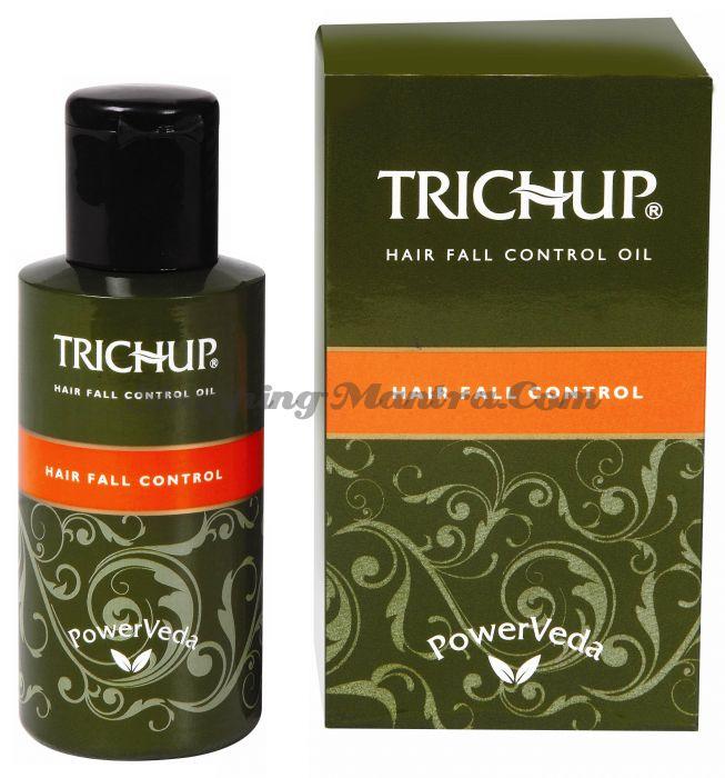 Масло против выпадения волос Тричуп (Vasu Healthcare Trichup Hair Fall Control Oil)