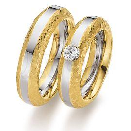 Обручальное кольцо LF 27296