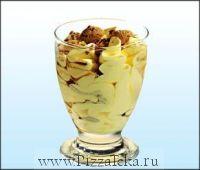 """Итальянское мороженое """"Флорентийские сливки"""""""