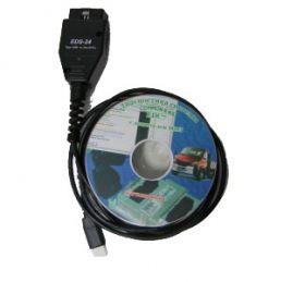 Автосканер EDS 24