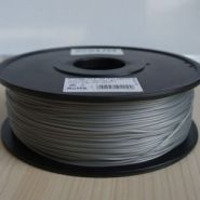 КатушкаPLA-пластикаESUN1.75мм1кг.,серебристая(PLA175S1)