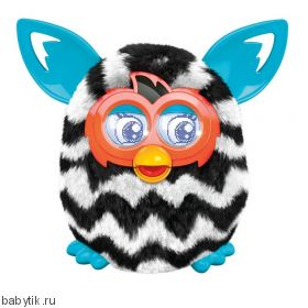 "Furby Boom ""Zigzag Stripes"" - Ферби Бум ""Зиг-заг"""