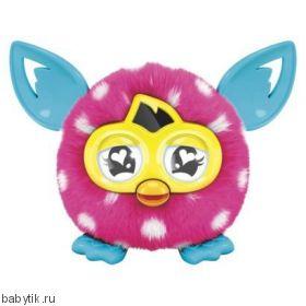 """Furby Furbling Creature """"Polka Dots"""" - Ферби малыш (Ферблинг) """"Розовый в горошек"""""""
