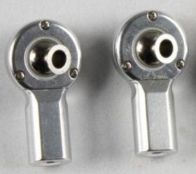 Aluminum rear rod end set