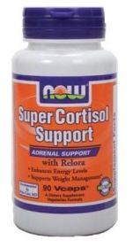 Super Cortisol Support.Поддержка уровня кортизола. 90 кап. Уменьшает воздействия стресса. При усталости надпочечников.