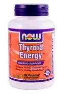 Thyroid Energy - Тироид Энерджи. Нормализует функцию щитовидной железы. 180 кап