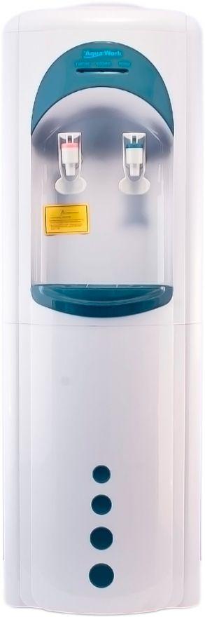 """Кулер напольный """"Aqua Work 16LK/HLN(3L)"""" белый с нагревом без охлаждения"""