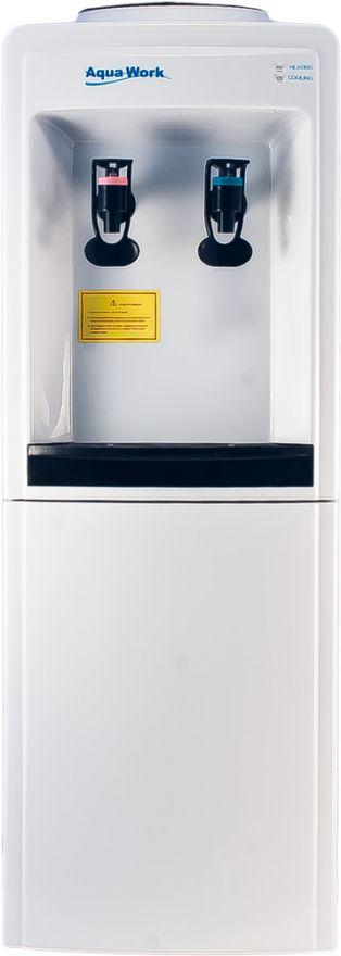 Кулер напольный Aqua Work 0.7LD/B с нагревом и электронным охлаждением
