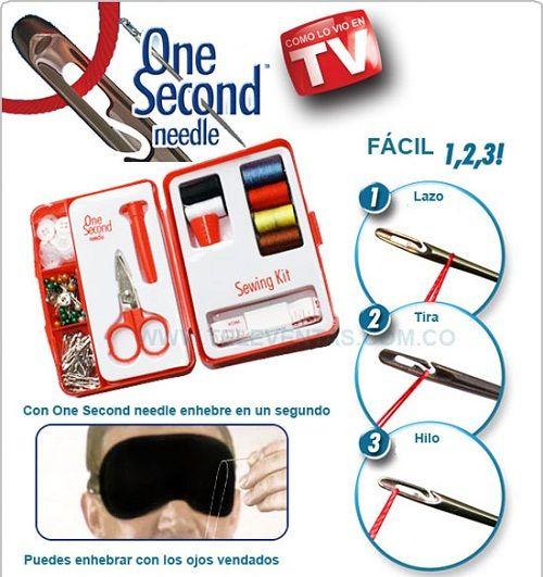 Набор чудо-игл для шитья One Second Needle (Он Секонд Недле)