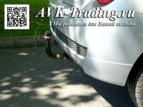 Фаркоп Bosal 044-684 для Chevrolet Aveo HB 2008–2011, быстросъёмный Eco-Fit