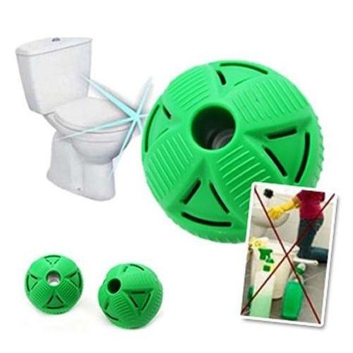 Шары магнитные для чистки туалета WC Ball в комплекте 2 шт.