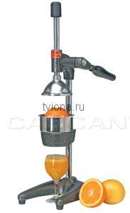 Соковыжималка пресс для цитрусовых и граната механическая Cancan CC.MP01