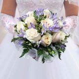 Свадебный букет невесты №2