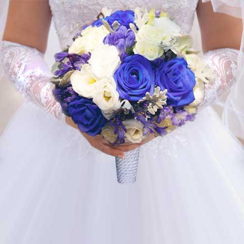 Свадебный букет невесты №6