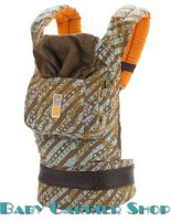 ERGO Baby CARRIER ORGANIC DESIGNER COLLECTION Umba Print by Christy Turlington BC960CT82NL