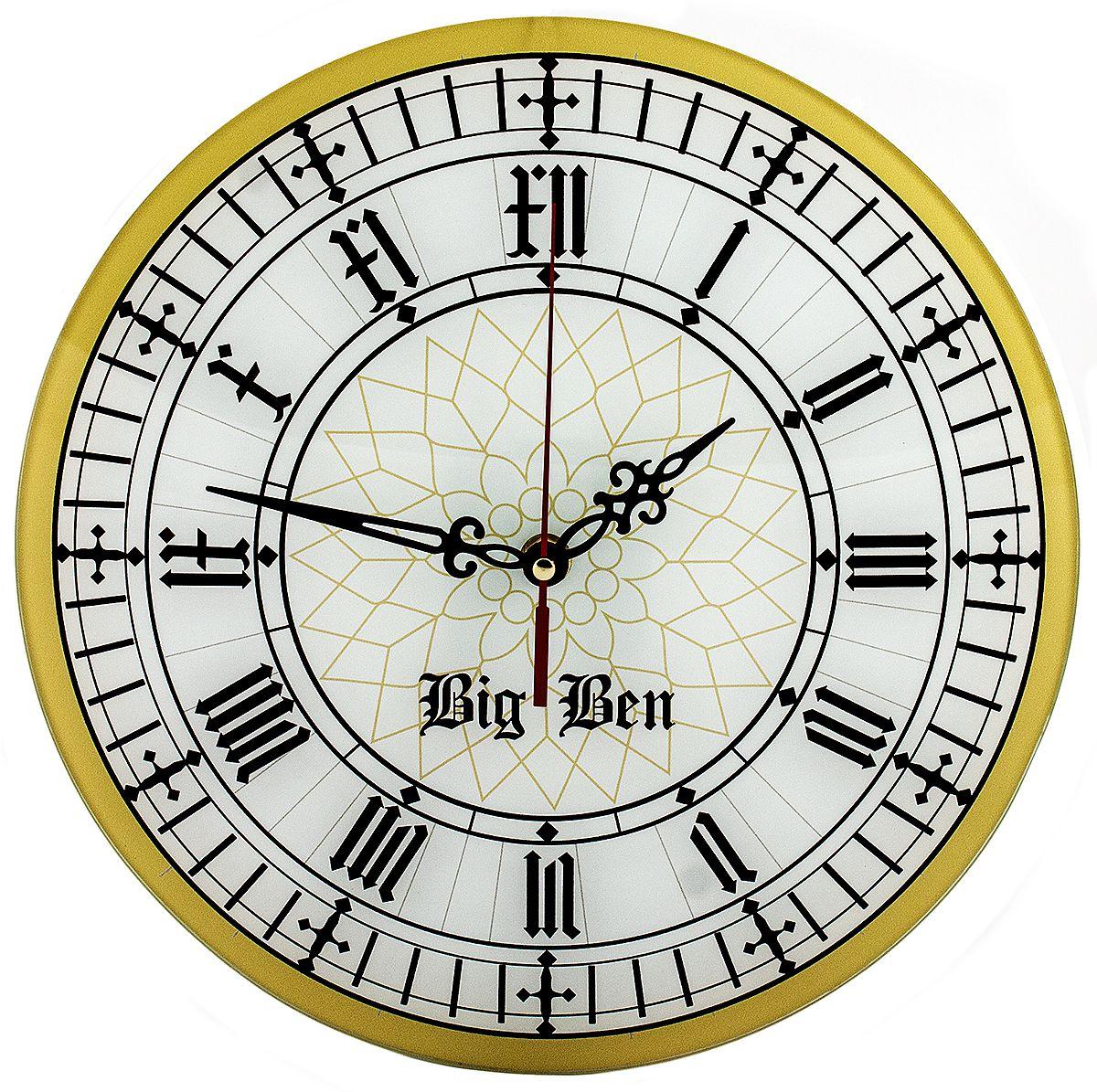 Сделать часы своими руками биг бен 94