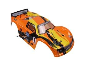 Baja 5T Body - orange/yellow