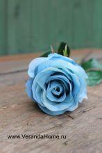 Роза голубая