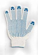 перчатки рабочие хб 4 нити 10 класс люкс