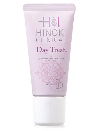 Hinoki Clinical Day Treat Крем дневной с шелковой пудрой