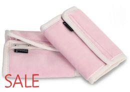 """Накладки на лямки эрго-рюкзака или хипсита """"Pink"""""""