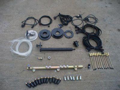 Механическая часть комплекта CR2000