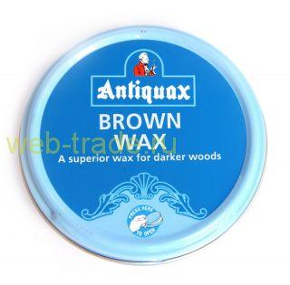 Полироль для темных пород дерева (Brown wax polish)