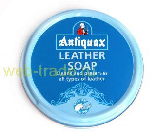 Мыло для кожи (Leather soap)